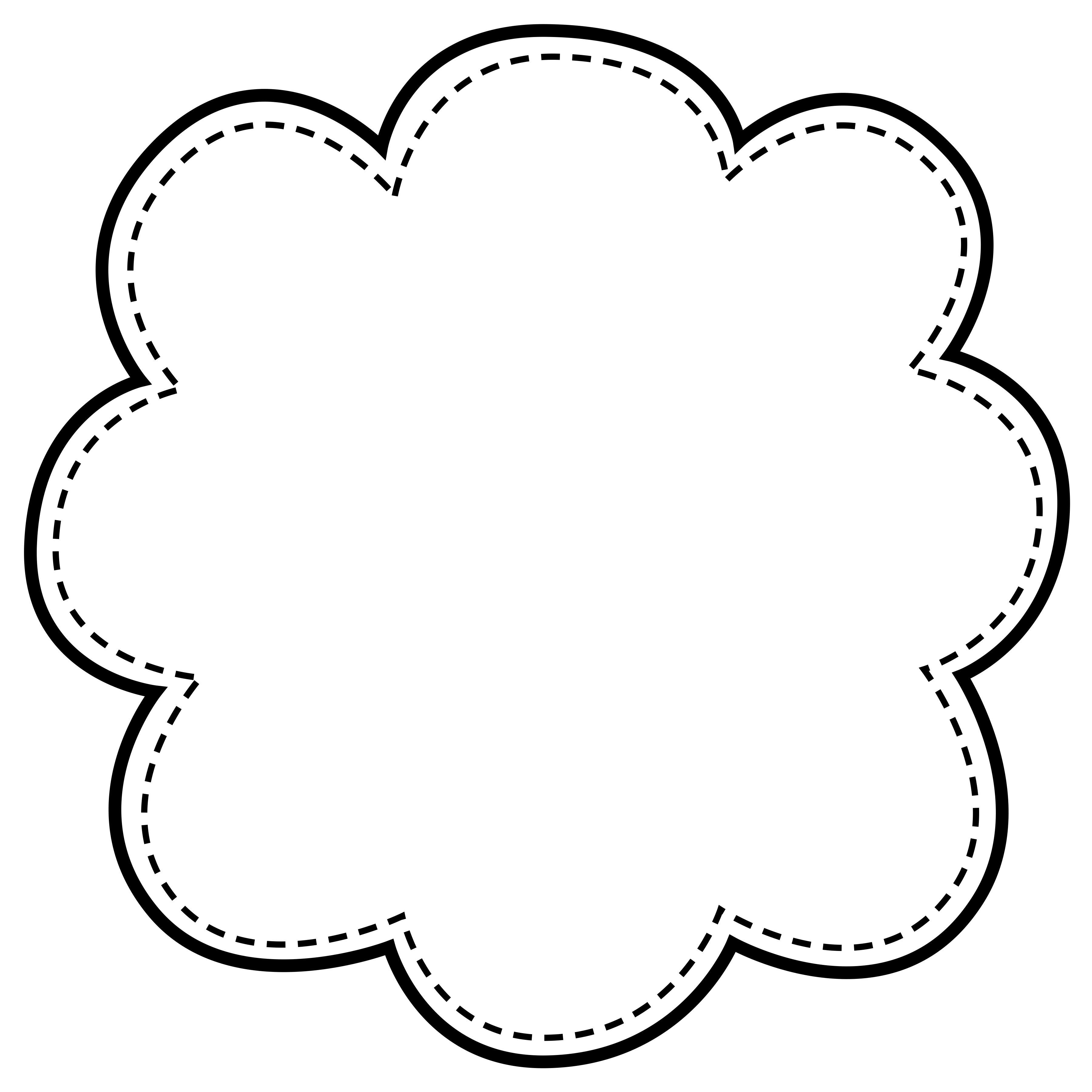 Shapes clipart doodle. Pin by jodi reed