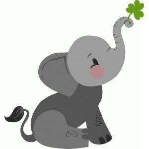 Shapes clipart elephant. Silhouette design store view