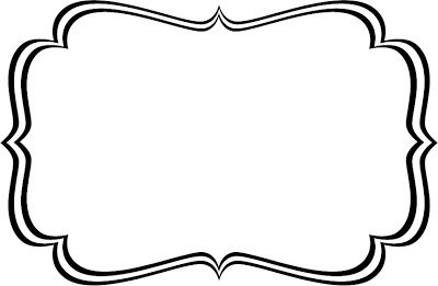Shapes clipart label. Bracket world of shape