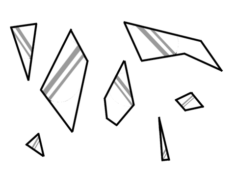 Shards of glass png. Mirrorshards explore on deviantart