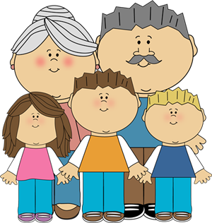 Grandparents day. Sharing clipart understanding person royalty free download
