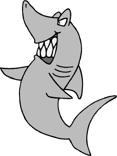 Yawn clipart toothache. Free shark download clip