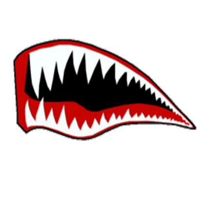 Shark mouth png. R roblox