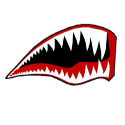 Shark mouth png. L roblox