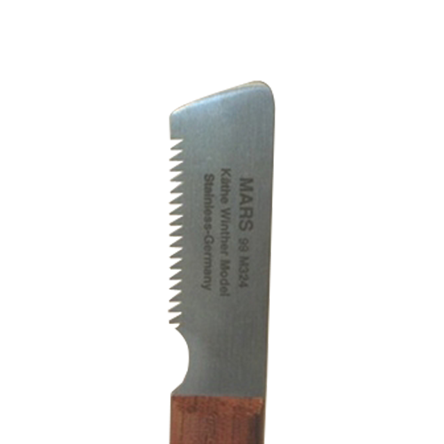 Sharp tooth png. Mars stripping knife lefty
