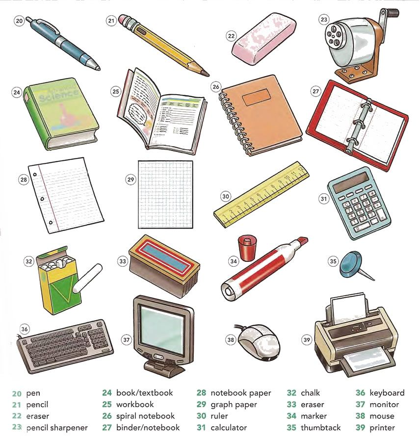 Learning the vocabulary for. Sharpener clipart classroom object svg freeuse download