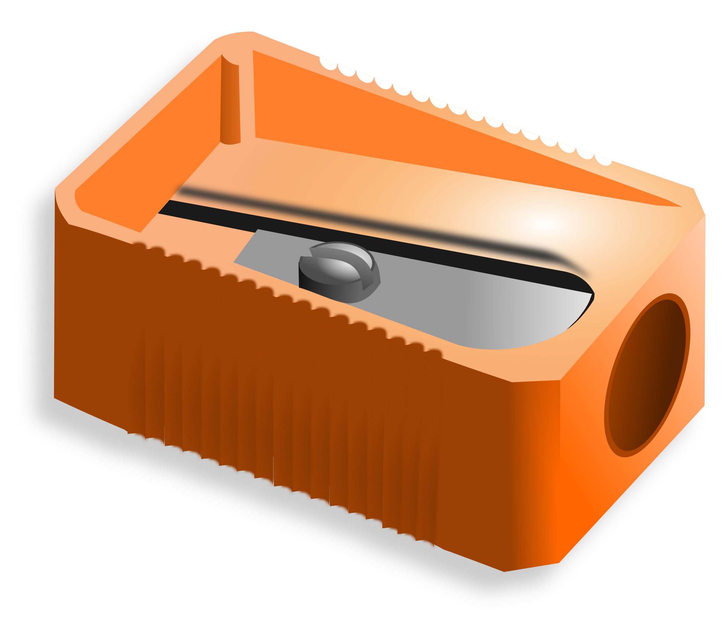 Sharpener clipart pencil. Big image png