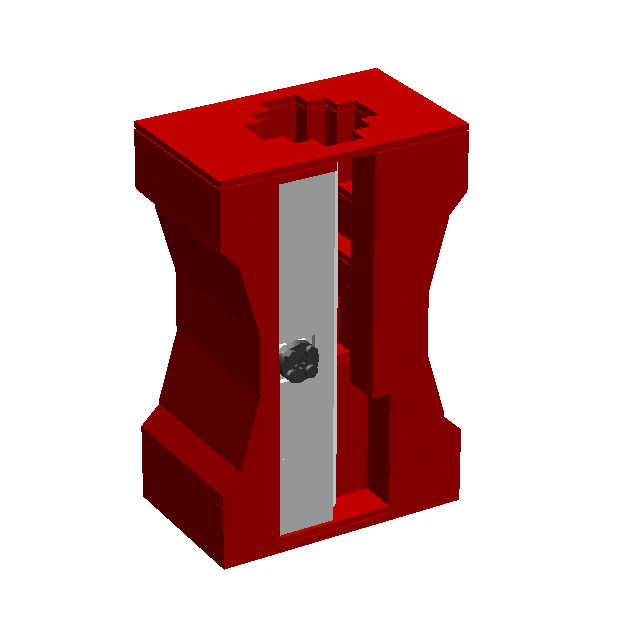Sharpener clipart red. Lego ideas product pencil