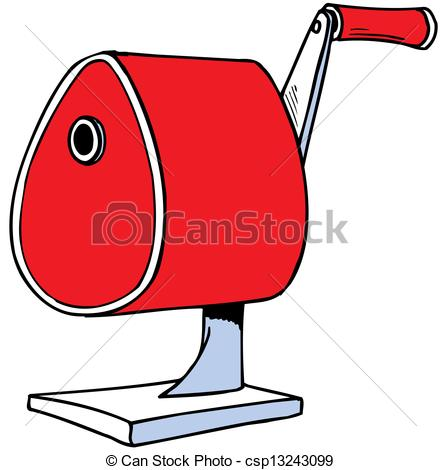 Pencil csp. Sharpener clipart red graphic free download