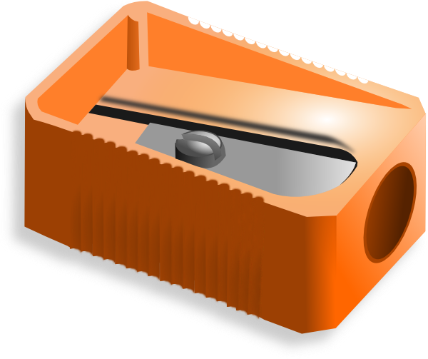 Sharpener clipart four. Pencil clip art at