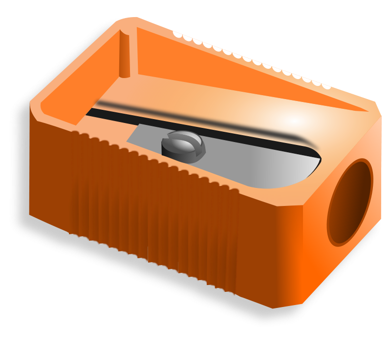 sharpener clipart