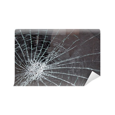 Shatter glass png. Shattered wall mural pixers