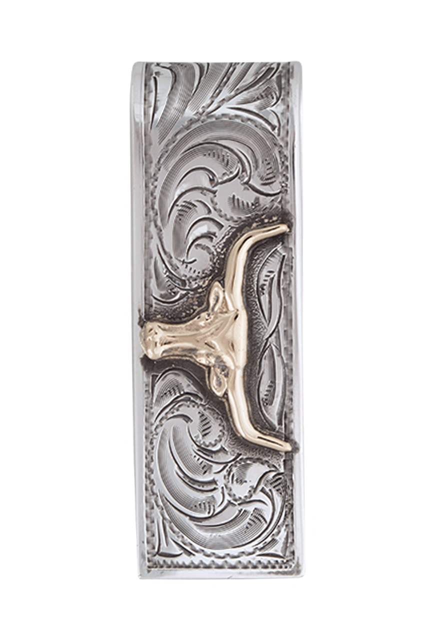 shawl clip sterling silver
