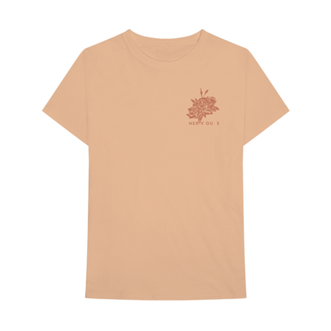 Shawn mendes signature png. Official store nervous tshirt