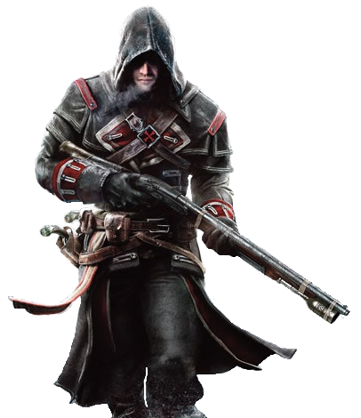 Shay transparent clipart. Cormac ac rogue runs