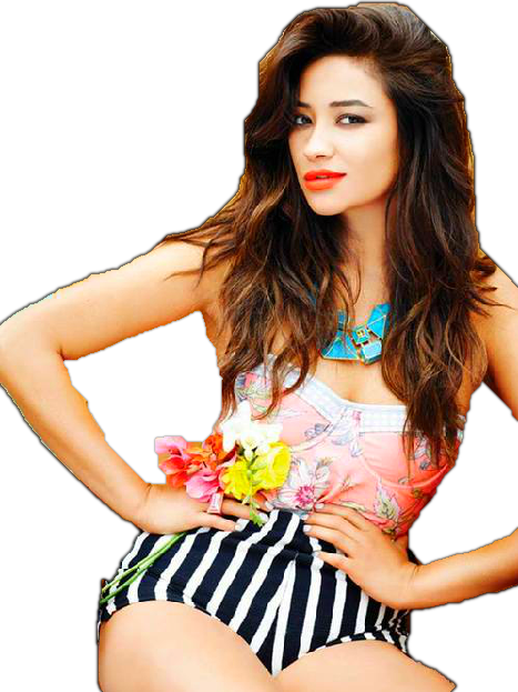 shay transparent outfit