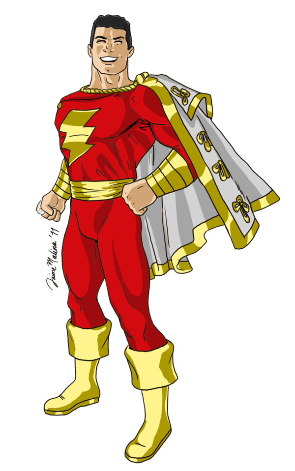 Shazam drawing captain marvel. Related image comic and