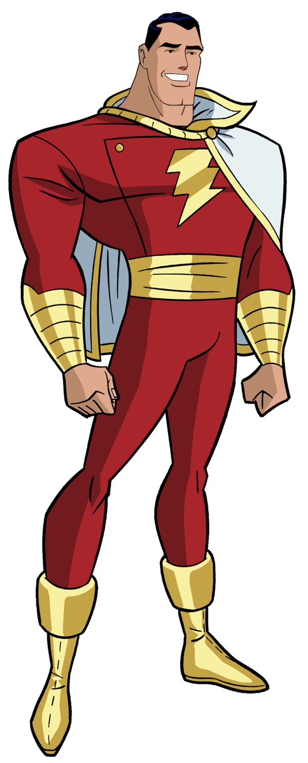 Jlu by alexbadass geek. Shazam drawing captain marvel transparent stock