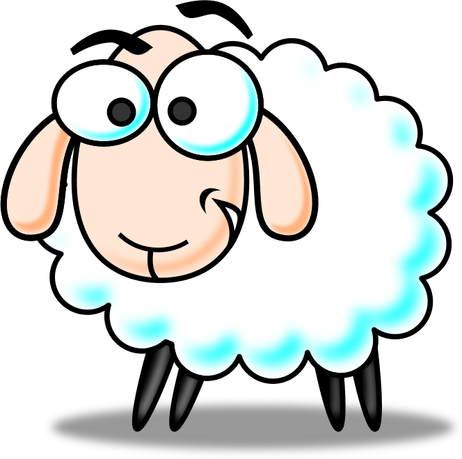 Sheep clipart. Download clip art free