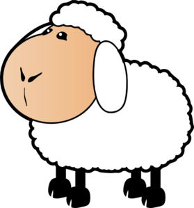 Sheep clipart transparent background. Lion lamb at getdrawings