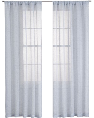 Sheer curtains png. Lakeside decorist