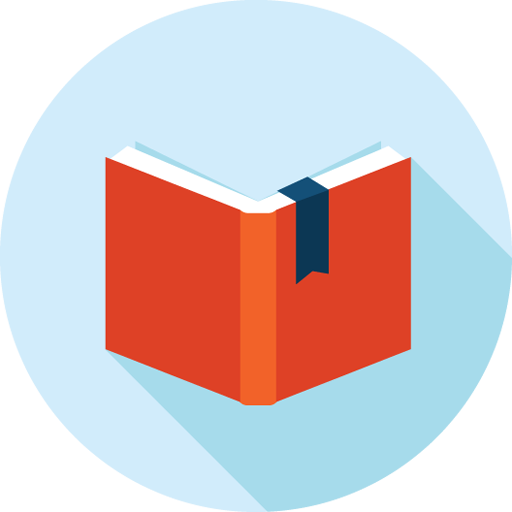 Shelf vector book. Free flat icon library