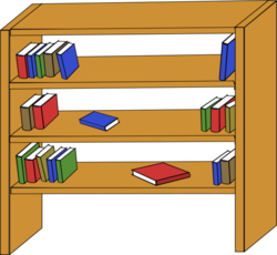 shelf vector psd