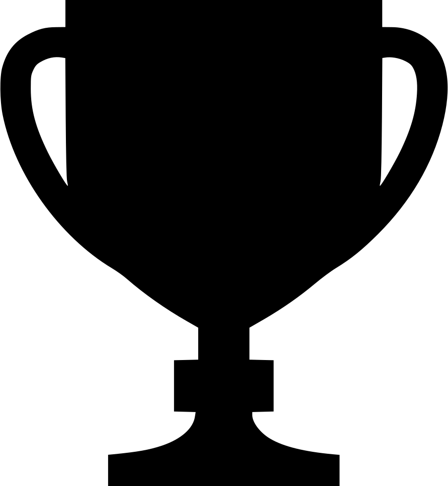 Shelf vector trophy. Svg png icon free