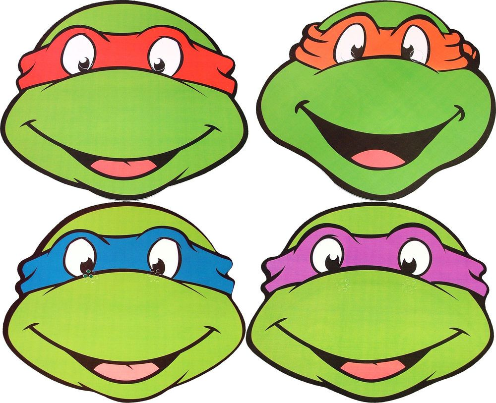 Shell clipart teenage mutant ninja turtles. Black and white kid