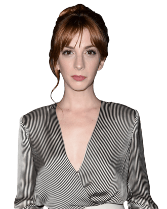 Shelly transparent. Molly bernard on younger