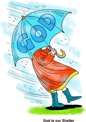 Shelter clipart. Image god is our