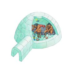 Inside igloo google search. Shelter clipart eskimo house clip art free download