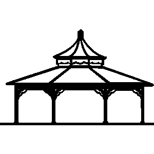 Park panda free images. Shelter clipart tent vector transparent library