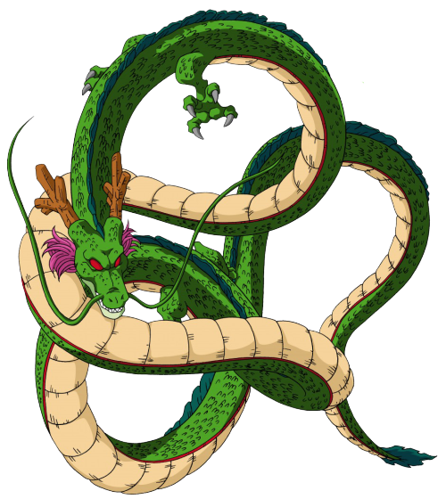 shenron transparent bad