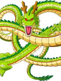 dragon ball mobile. Shenron transparent png library library
