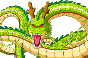 Dragon png image related. Shenron transparent vector black and white library