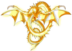 Shenron transparent. Super canon mystery idiot