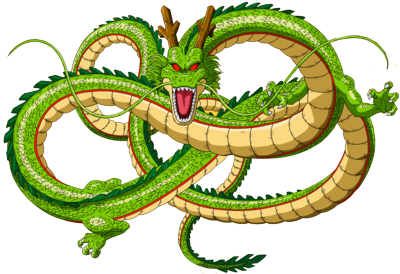 shenron transparent yellow