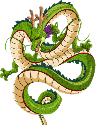 Dragonball dbz pinterest dragon. Shenron transparent svg library