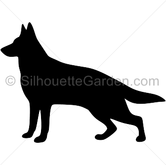 Dogs vector german shepherd. Pin by muse printables