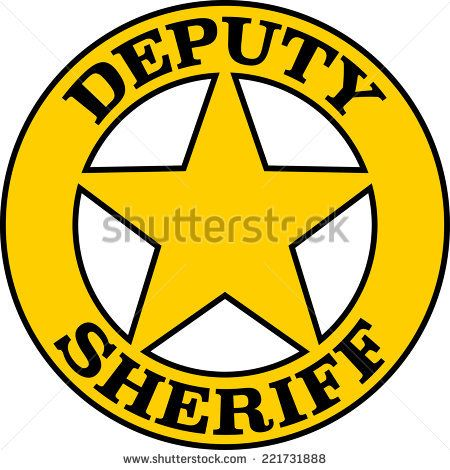 Sheriff clipart sherrif. Badge cilpart surprising design