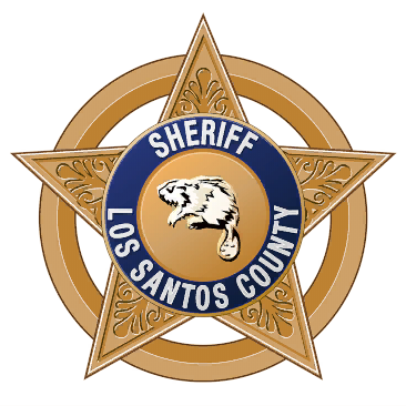 Sheriffs badge png. Los santos county sheriff