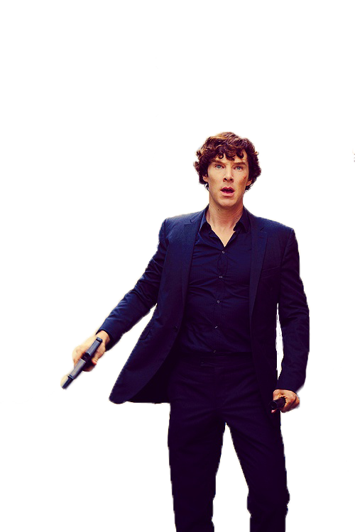 sherlock transparent bbc
