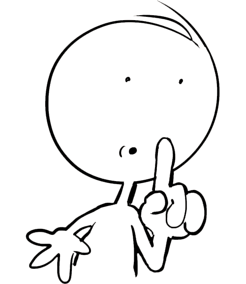 Shhh clipart whispering voice. Free png quiet transparent