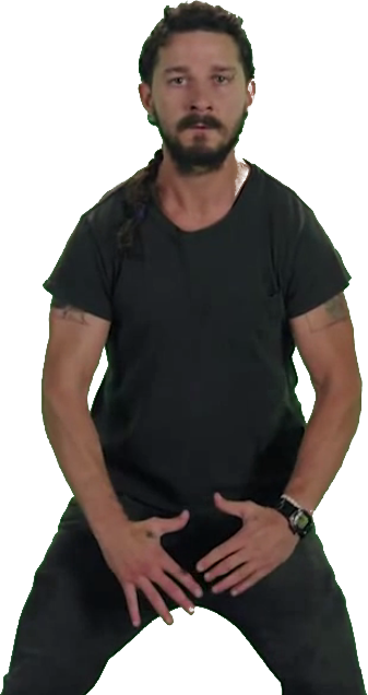 Shia labeouf face png. Transparent images pluspng x