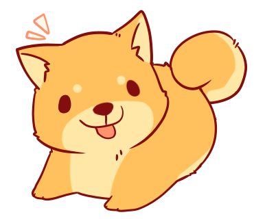 Shibe drawing cute. Pin by honeycomb it