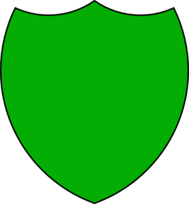 Shield clipart shield outline. Clip art at clker