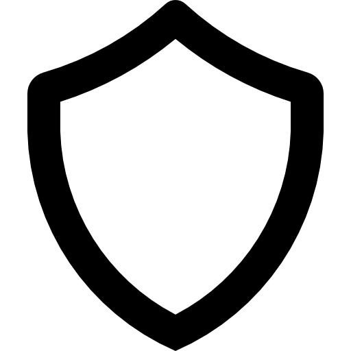 Png shield. Outline free shapes icons