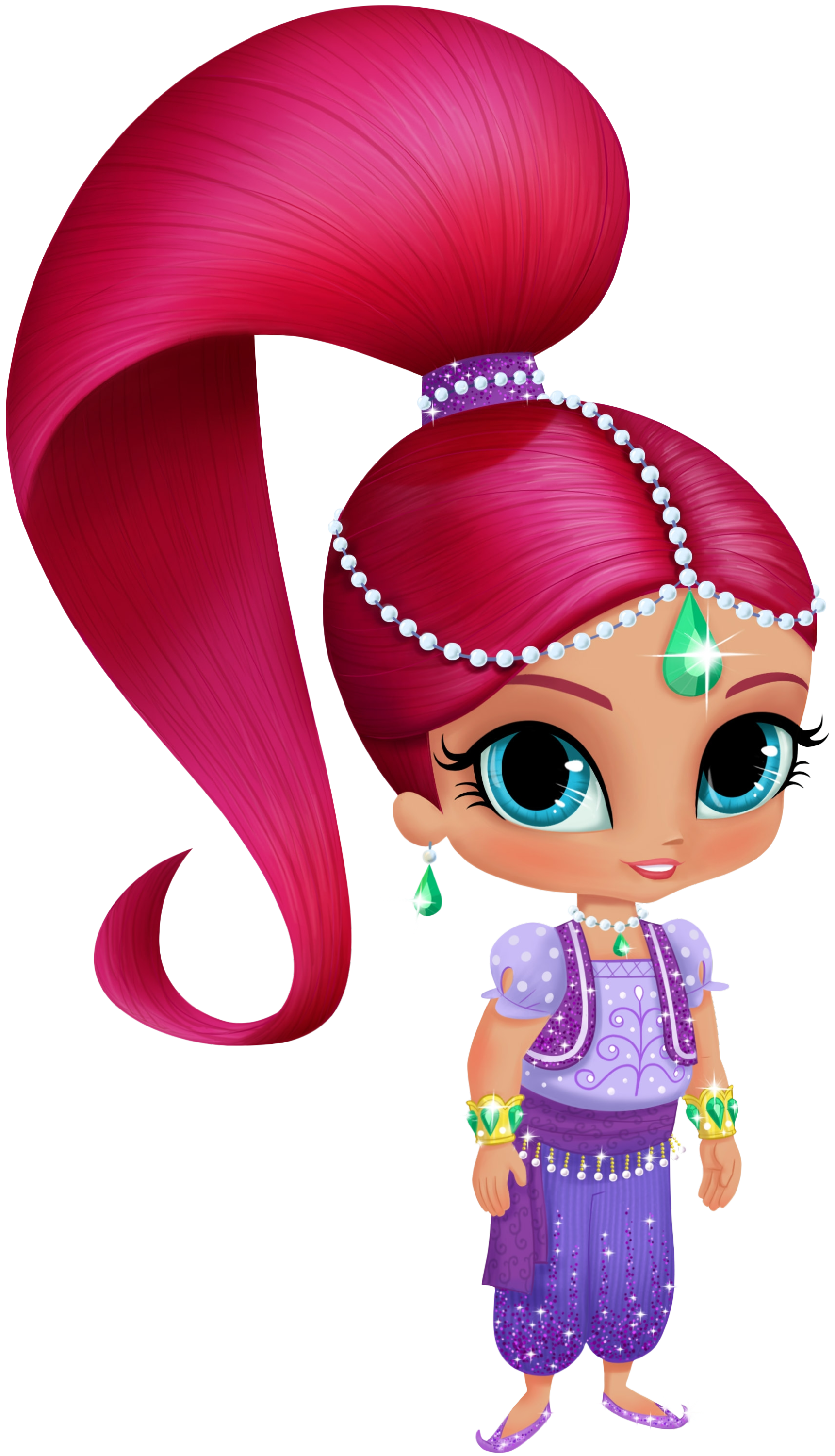 Shimmer and shine clipart. Png clip art image