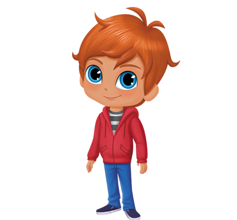 Shimmer and shine clipart blue. Zac from nick asia